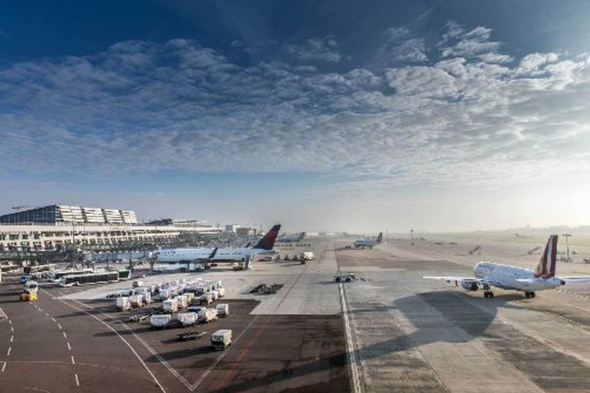 Фото аэропорта Штутгарта