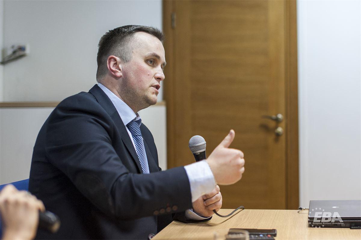 Антикоррупционный прокурор Назар Холодницкий обещает повторно внести представление по Дейдею в Раду