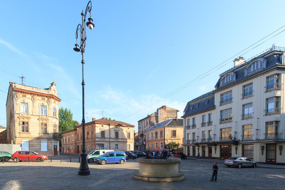 Площадь Старый Рынок. Wikipedia