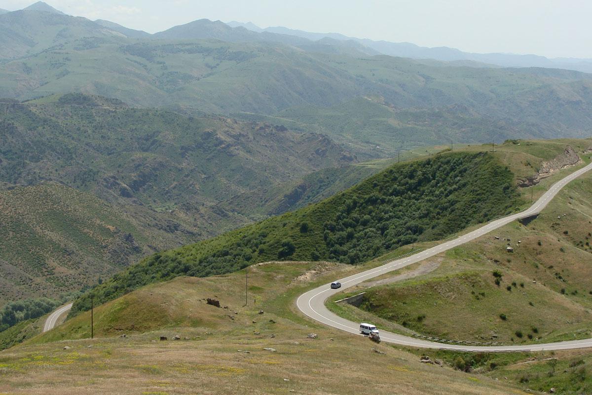 Нагорный Карабах / Источник: wikimedia.org