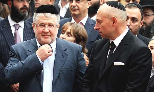 Игорь Коломойский и Геннадий Боголюбов теряют контроль над компанией