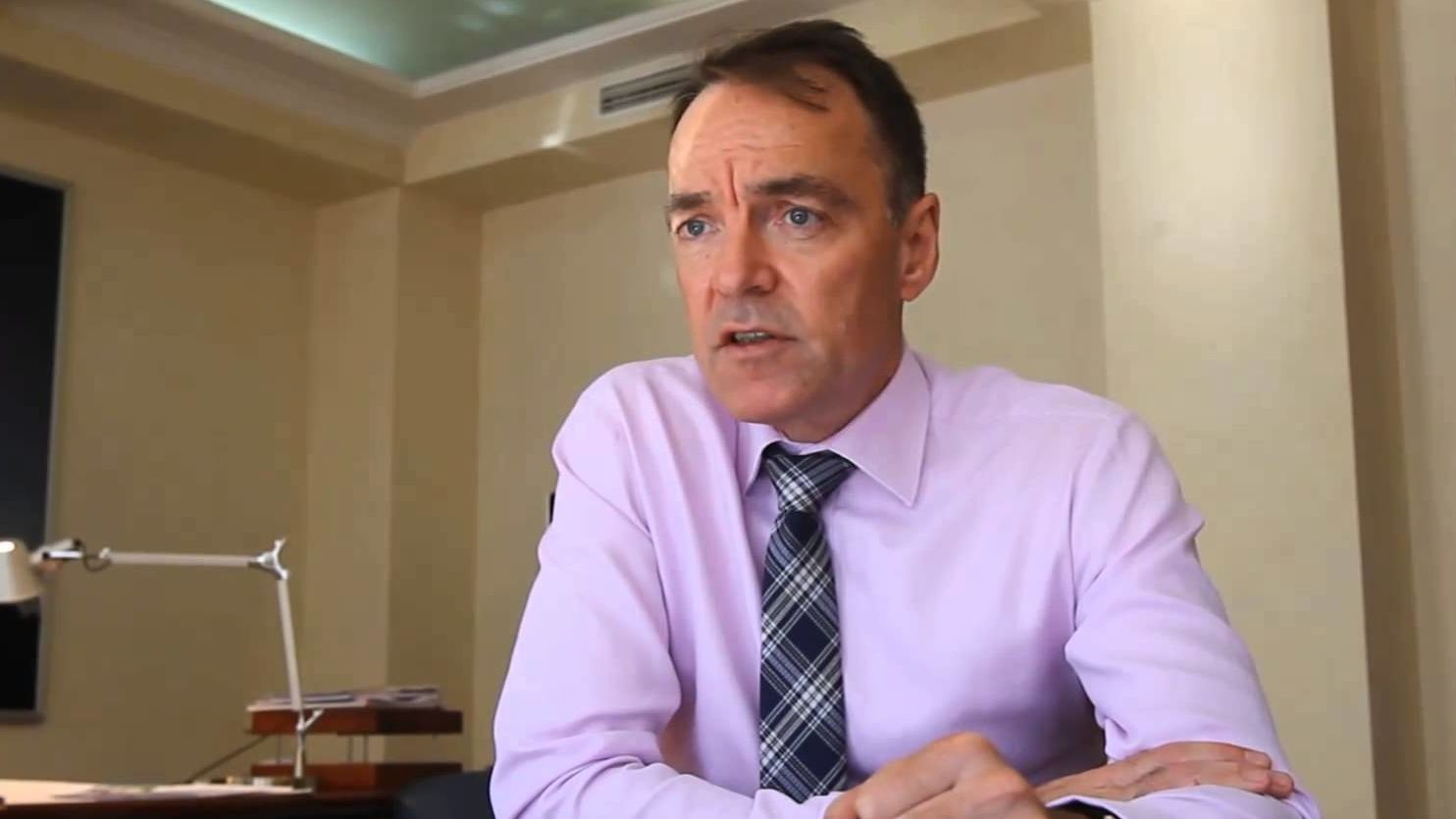 Британец Марк Роллинс предложил ГФС новый план санации, позволяющий выплатить долг в течение трех лет
