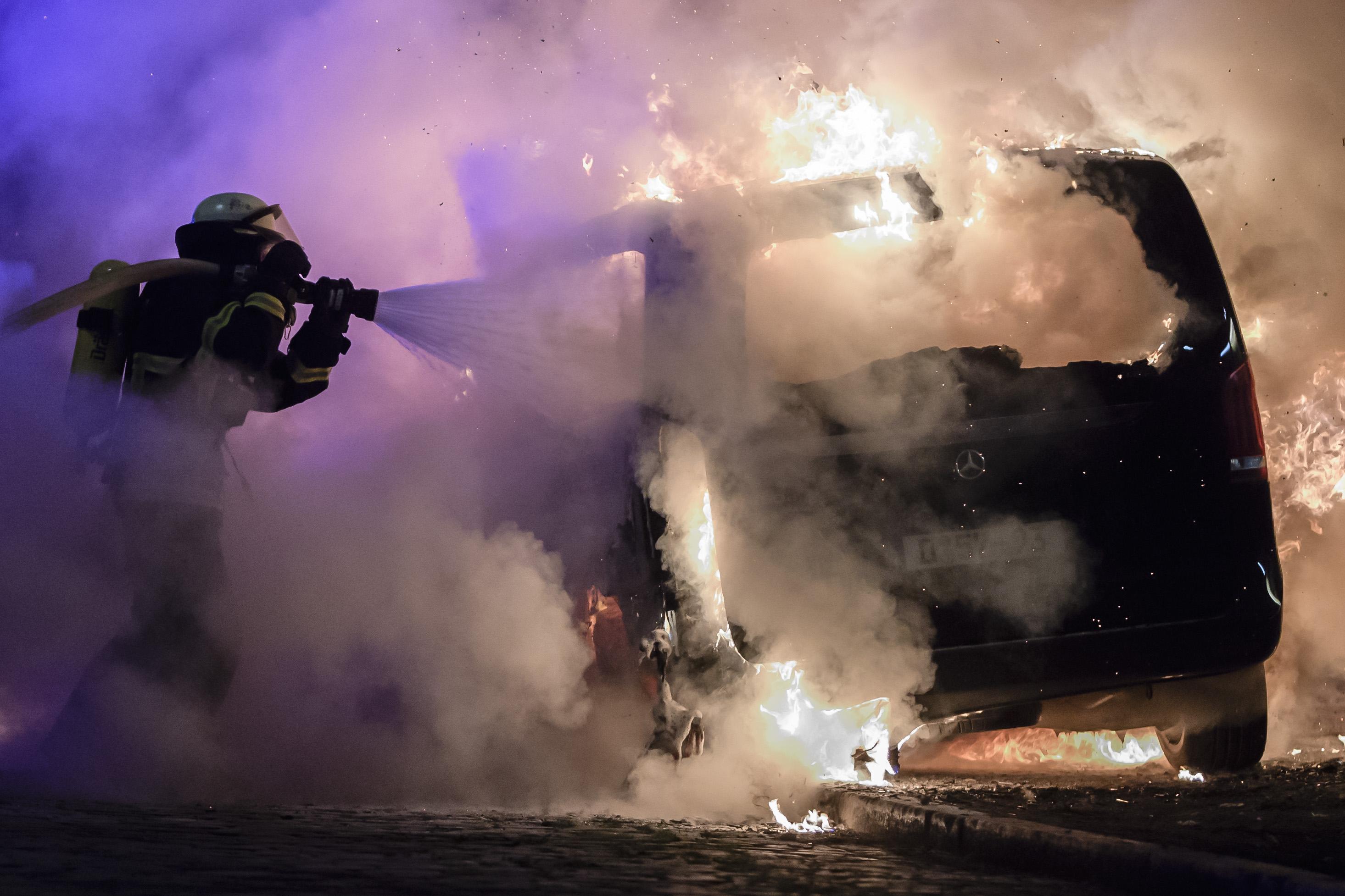 Последствия беспорядков во время G20 в Гамбурге