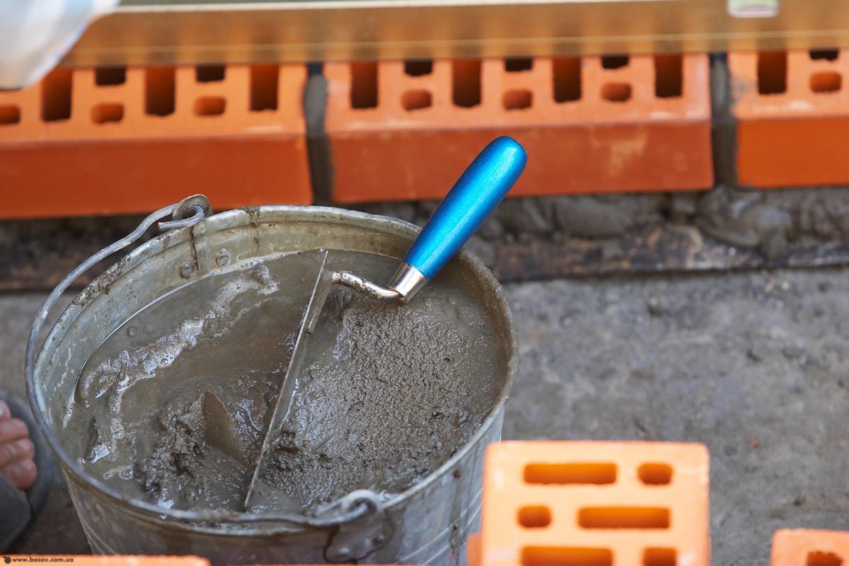 Раствор для штукатурки стен цемент песок пропорции
