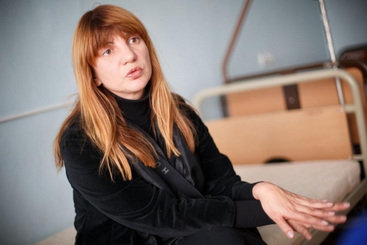 Оксана Корчинская / Источник: pravda.com.ua