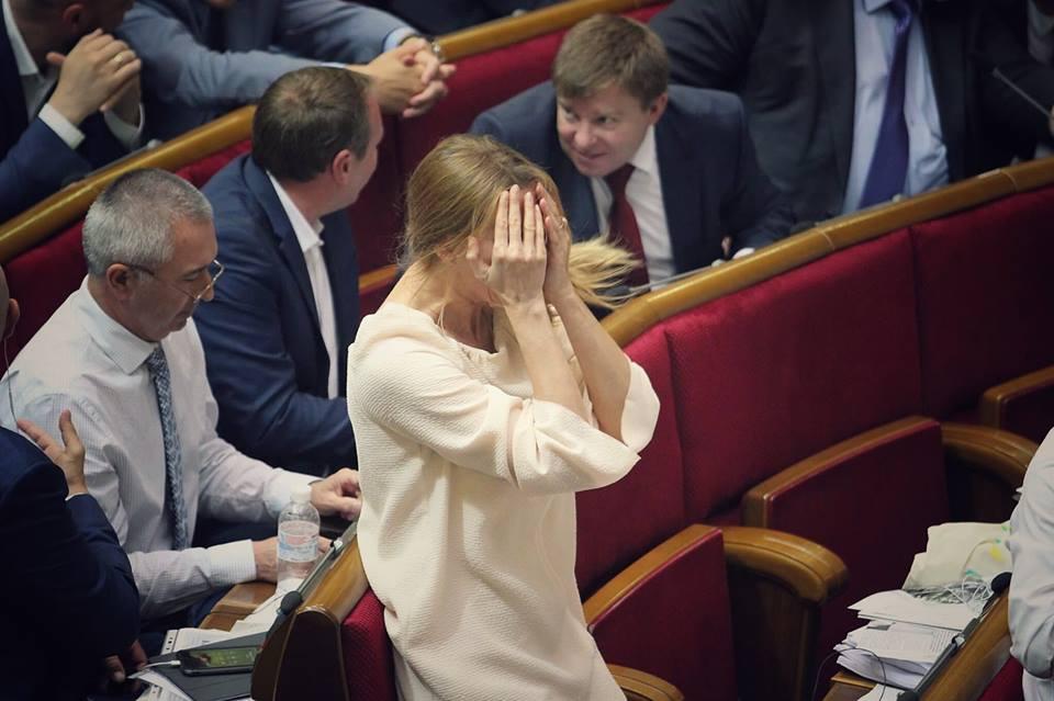 Радость Ольги Черваковой была преждевременной