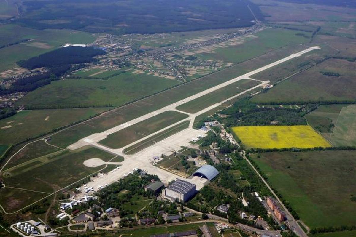 Аэропорт Гостомель