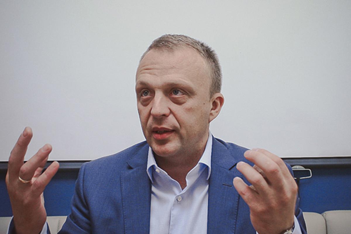 Александр Мельничук / Источник: facebook.com/MediaNanny