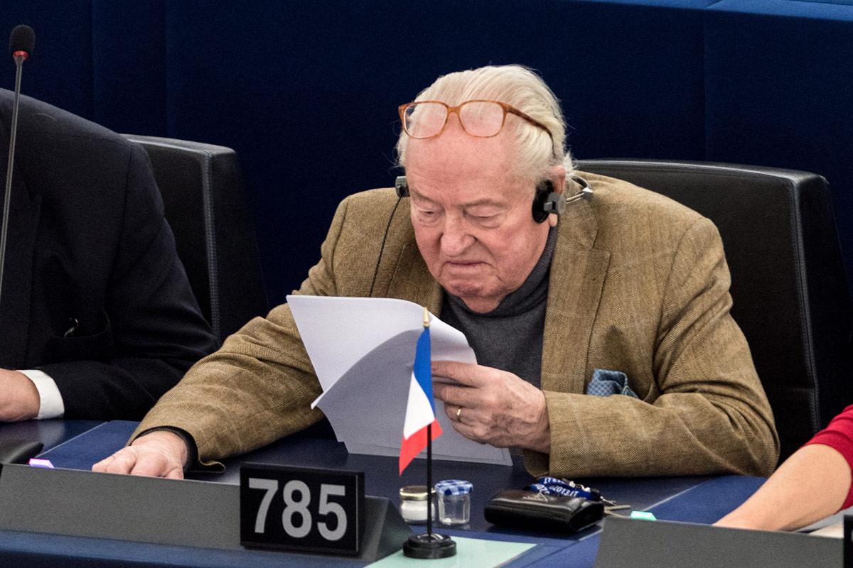 Жан-Мари Ле Пен / Источник: epa.eu