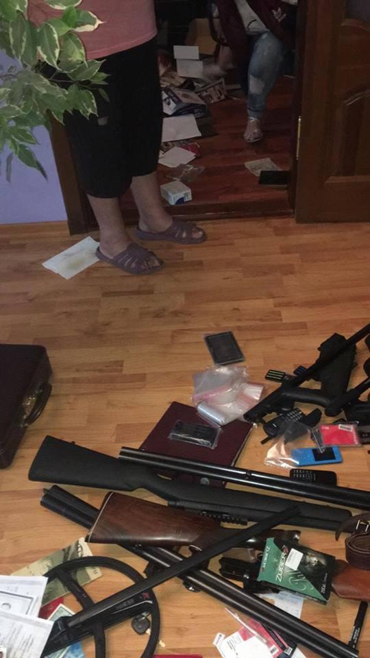 Источник: пресс-служба ГУ Нацполиции в Киевской области
