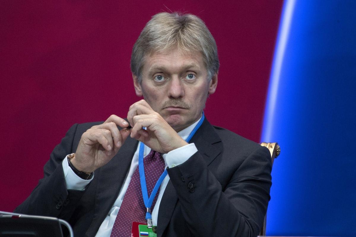 Дмитрий Песков / Источник: facebook.com/Delfi.lv