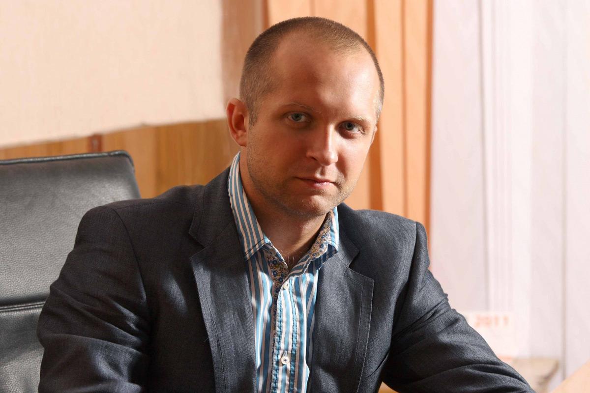 Максим Поляков / Источник: facebook.com/vchuman.in.ua