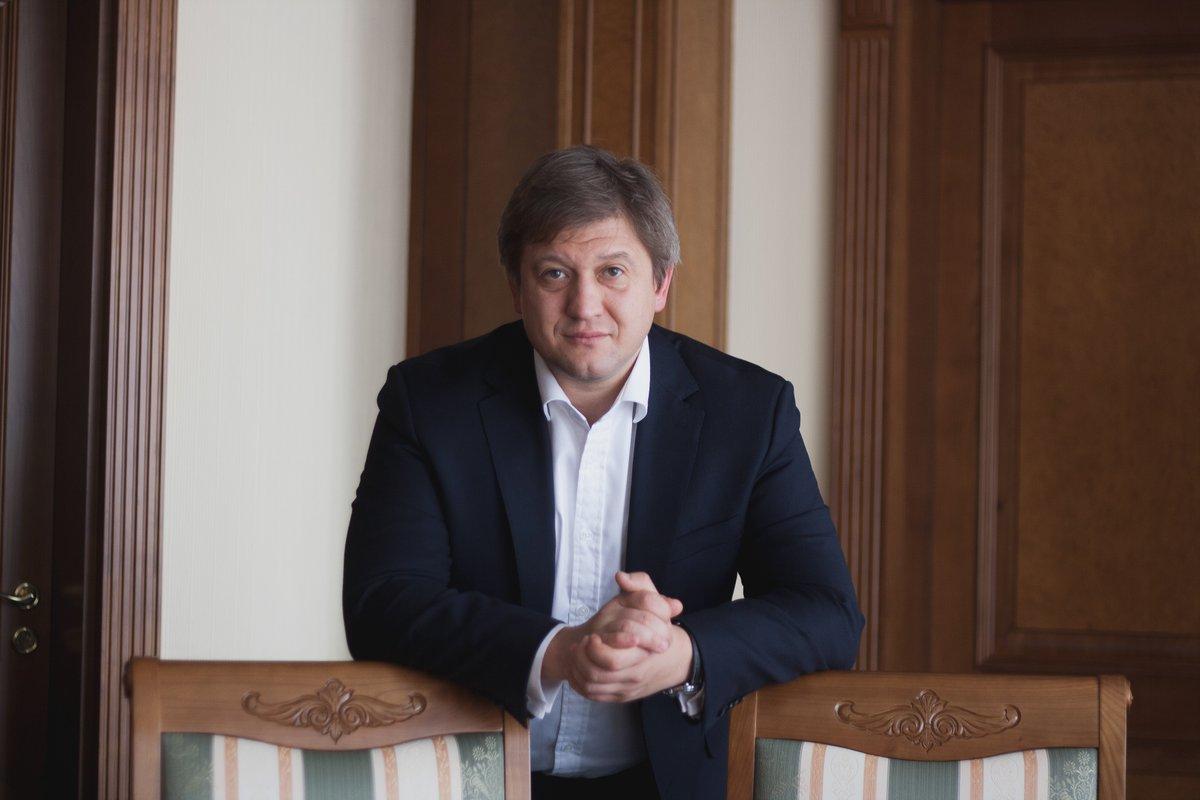 Данилюк заявляет, что о наличии против себя дела узнал из СМИ