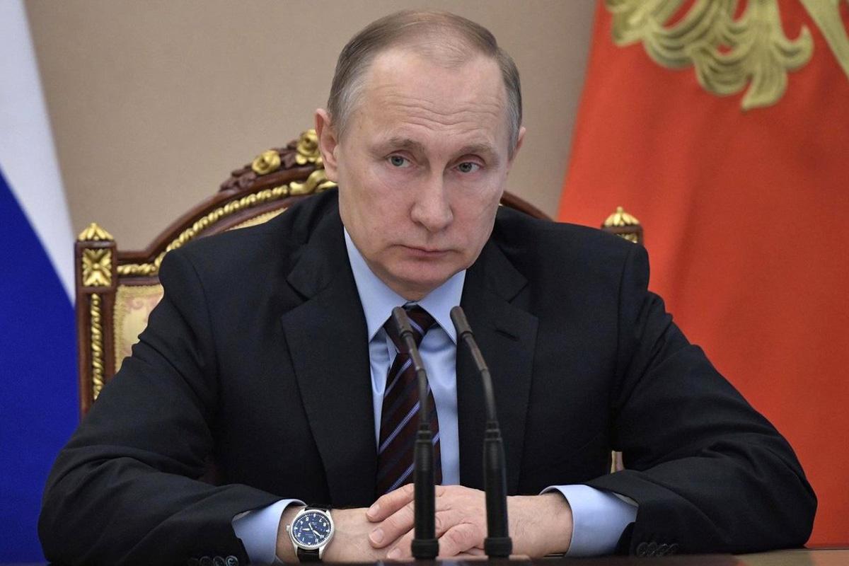 Владимир Путин / Источник: facebook.com/dumagov
