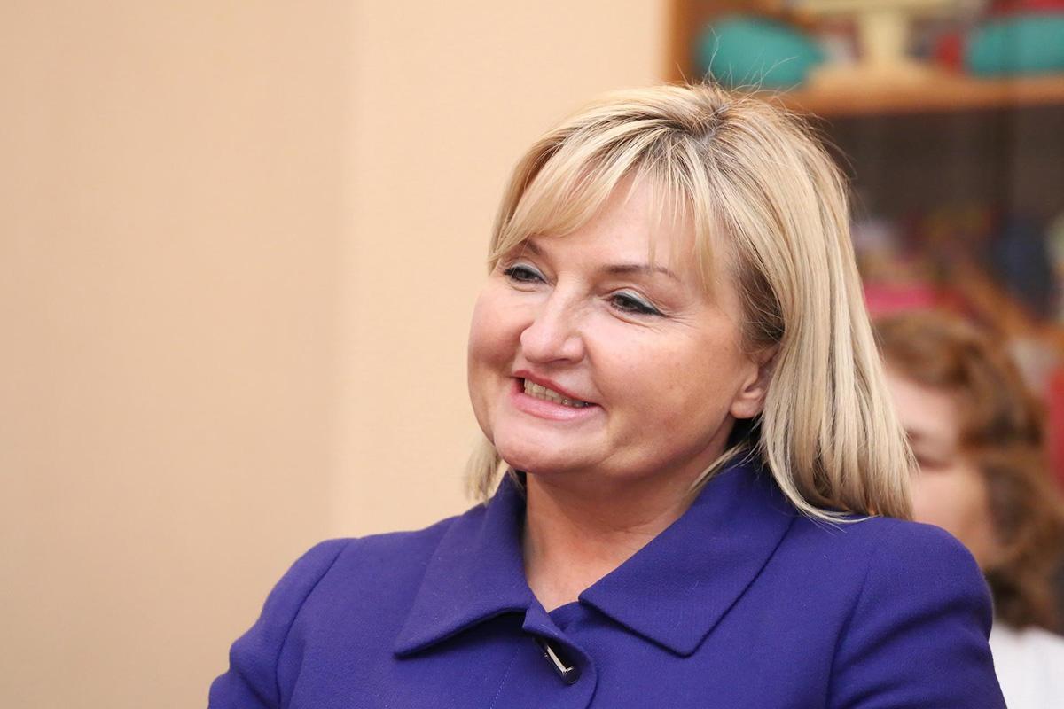 Ирина Луценко / Источник: kharkivoda.gov.ua