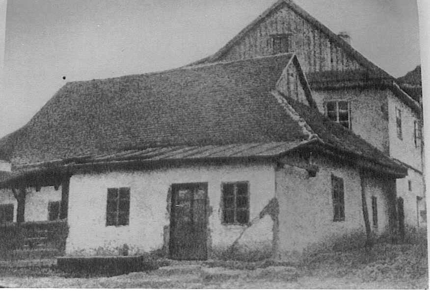 Синагога Бааль-Шем-Това в Меджибоже