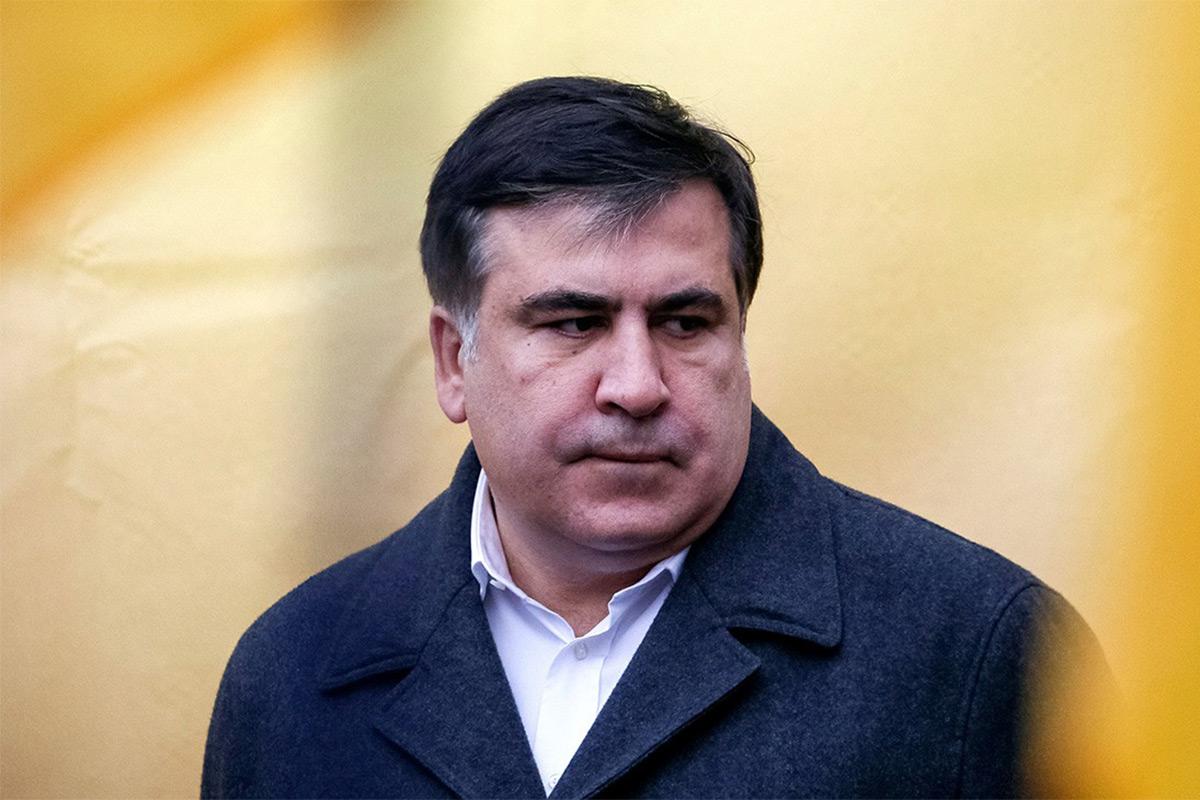 Михеил Саакашвили / Источник: facebook.com/news112ua