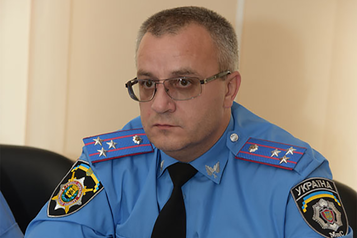 Виталий Невгад / Источник: npu.gov.ua
