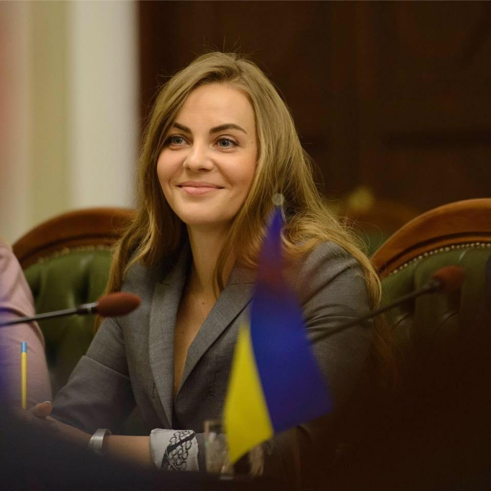 Елена Сотник. Фото: Facebook