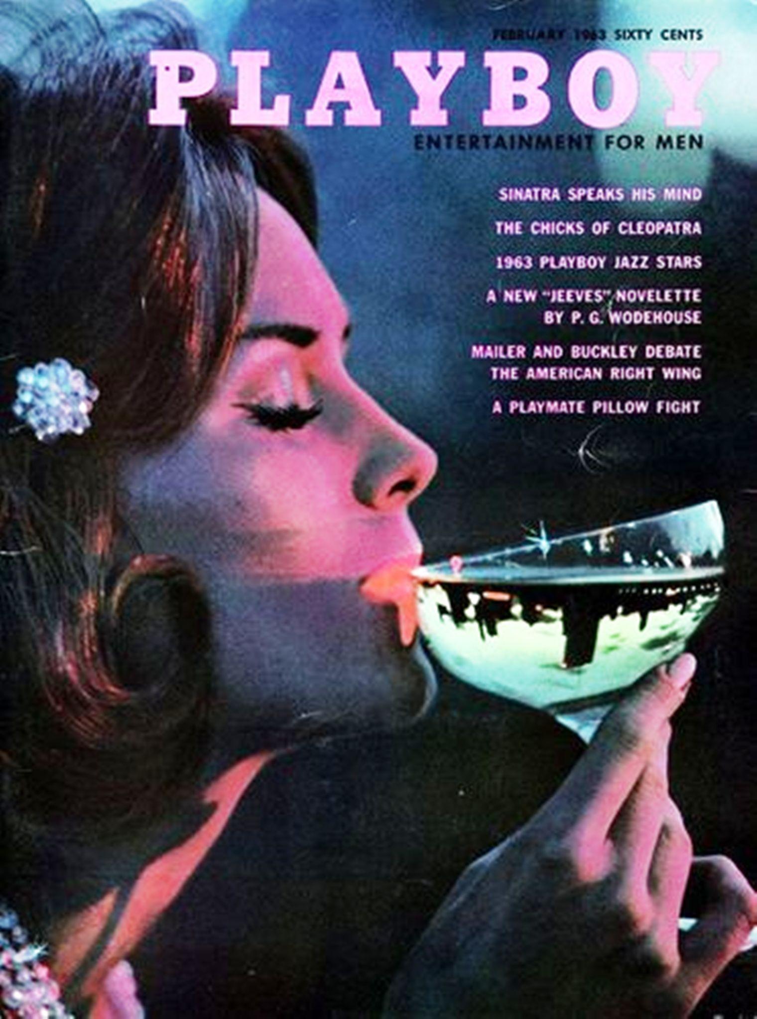 Playboy, 1963