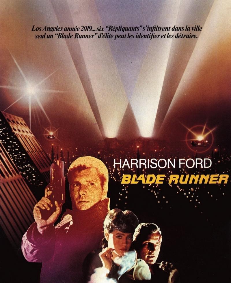 Постер фильма «Бегущий по лезвию»