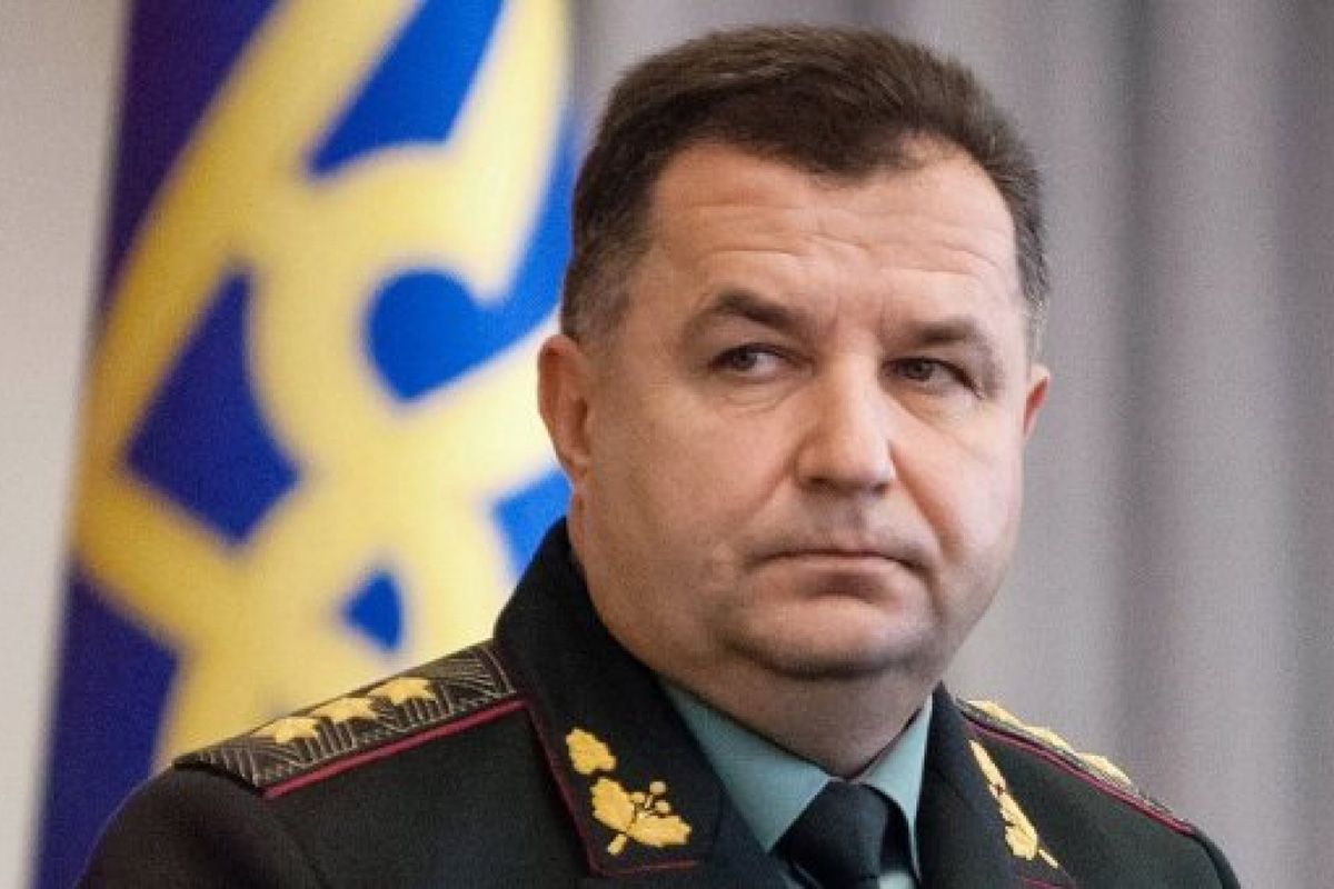 Степан Полторак / Источник: wikimedia.org