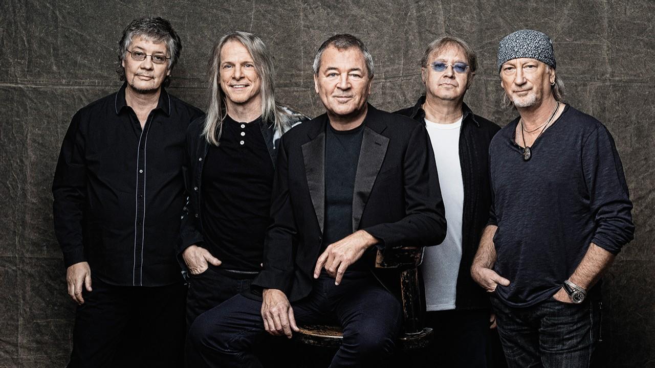 Группа Deep Purple отметит 50-летие концертами в Российской Федерации