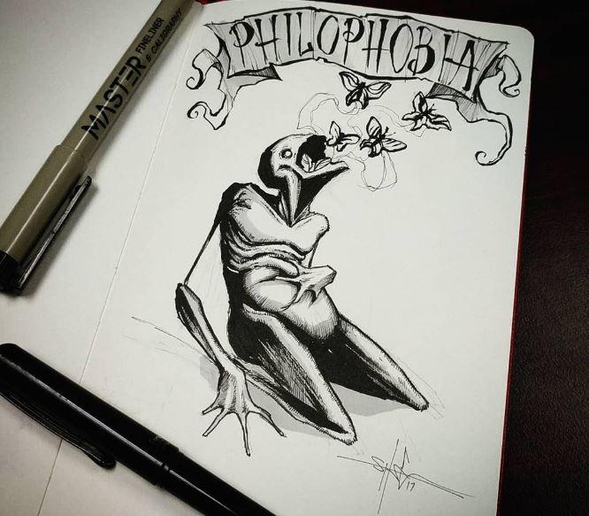 Филофобия – это боязнь влюбиться
