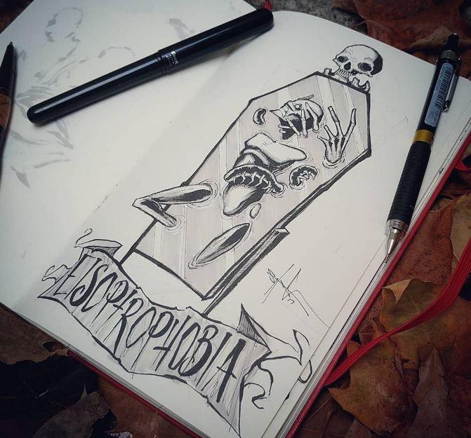 Эйзоптрофобия - боязнь зеркал