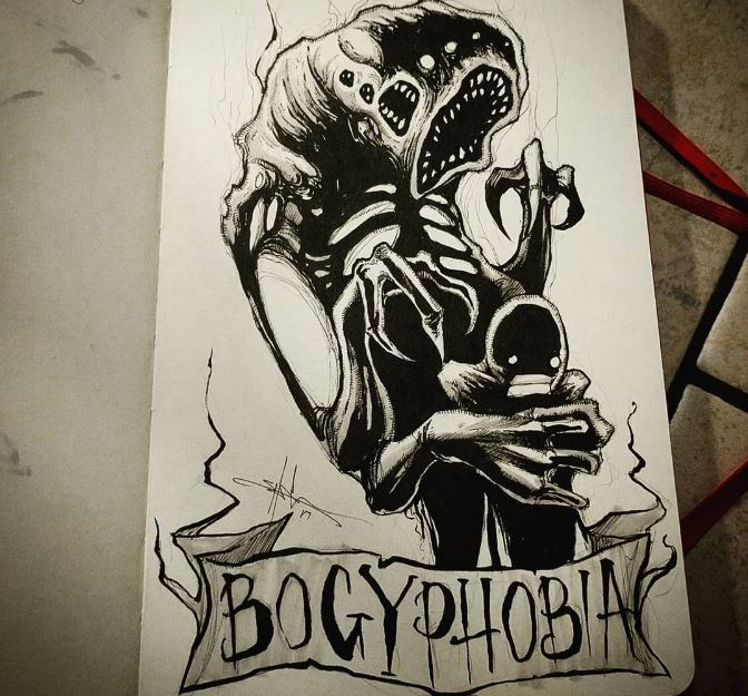 Богифобия - навязчивый страх призраков, духов