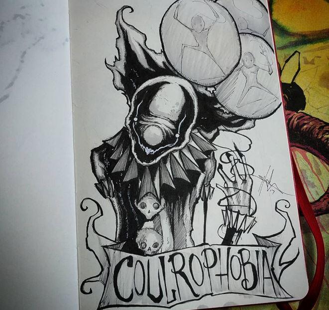 Коулрофобия - боязнь клоунов