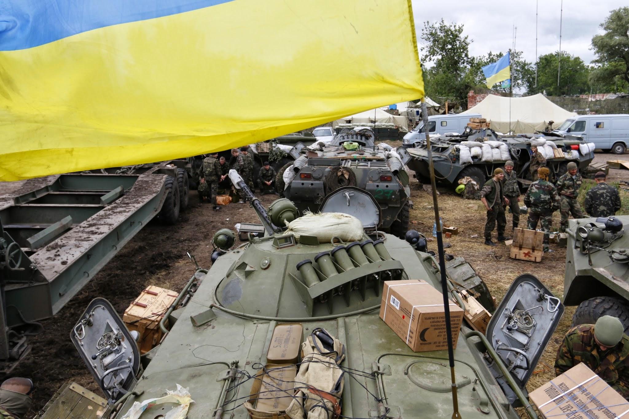 ЕНП подчеркивает важность запуска миротворческой операции ООН на Донбассе