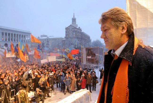 Віктор Ющенко / Джерело: Facebook