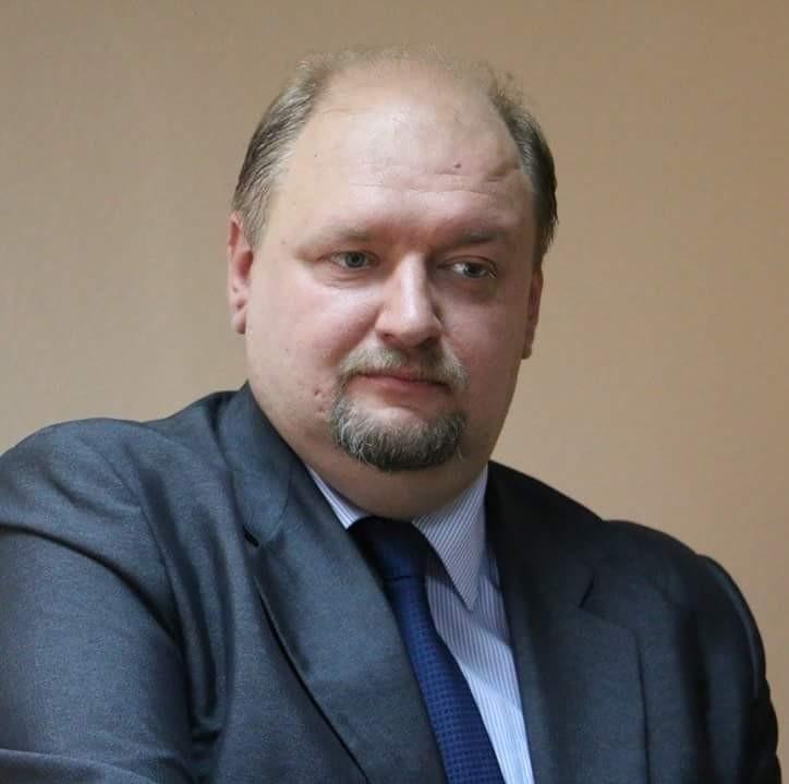 Сергей Герасимчук, замглавы правления Совета внешней политики «Украинская призма» / Источник: Facebook