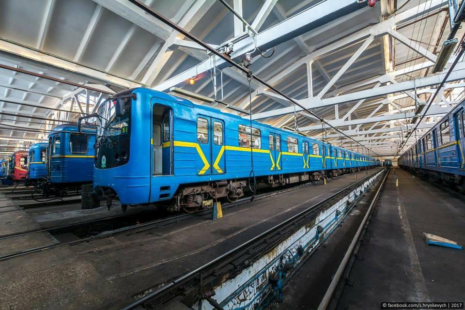 Источник: facebook.com/kyivmetro