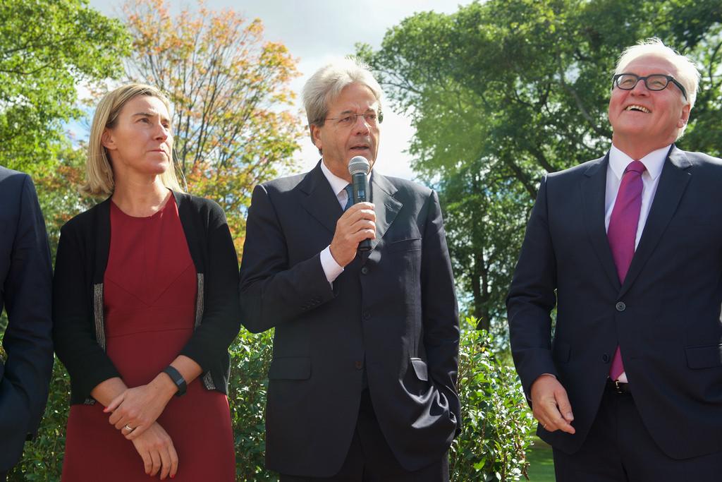 Премьер-министр Паоло Джентилони заявил, что будет во главе правительства до выборов