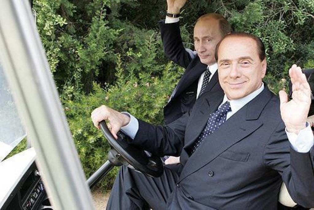 Главная интрига выборов в Италии – возвращение на политическую арену личного друга Путина Сильвио Берлускони