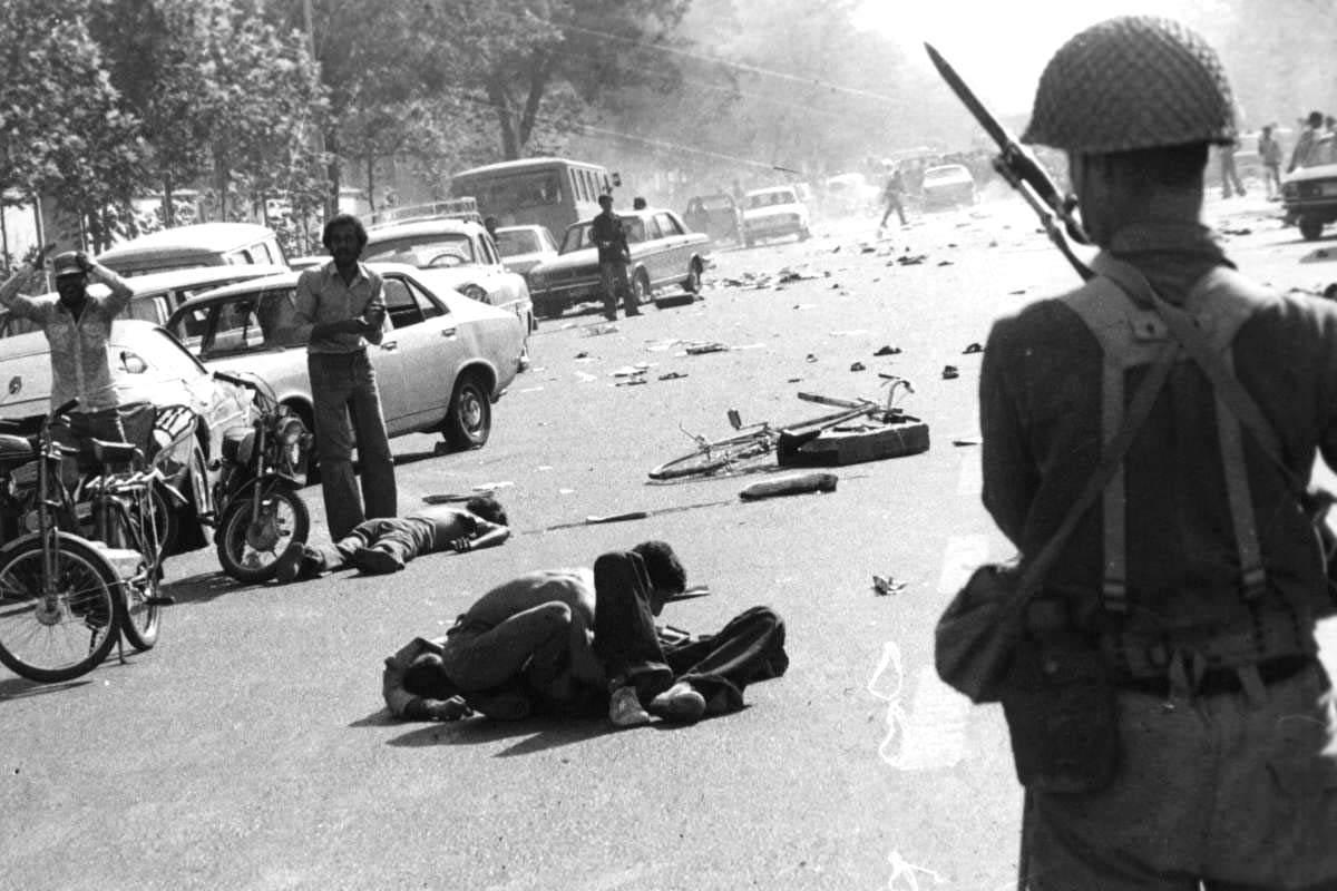 Исламская революция, лето 1978-го