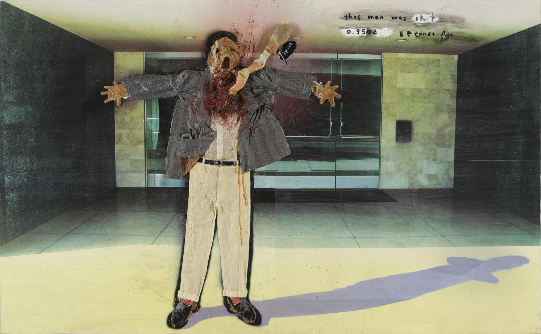 «Этого мужчину застрелили»,  2004 год