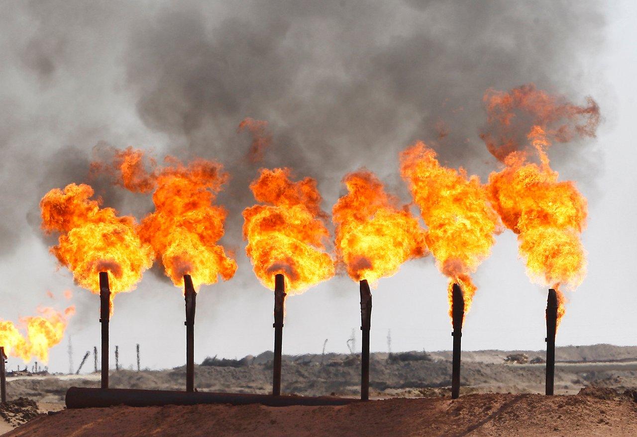 Сланцевая революция существенно увеличила количество ископаемого топлива