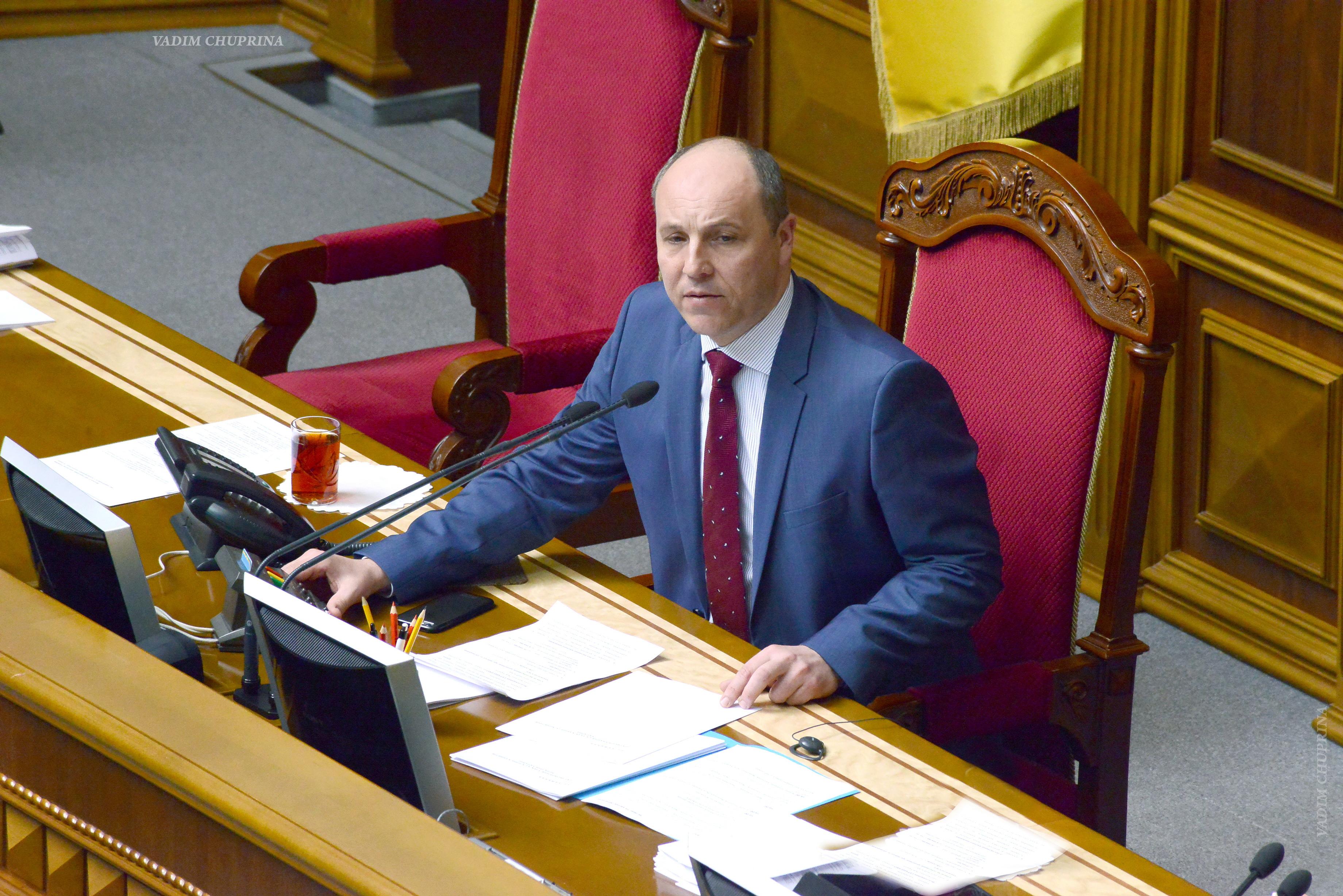 Парубий сообщил суду, что РФ начала подготовку к агрессии против Украины еще в 2012 году
