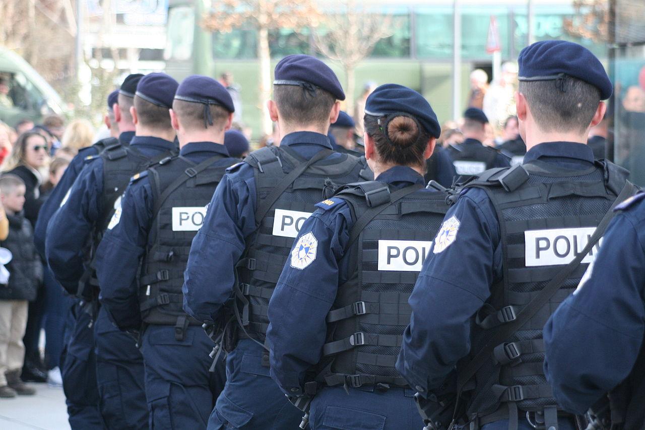 Полиция Косово / Источник: Википедия