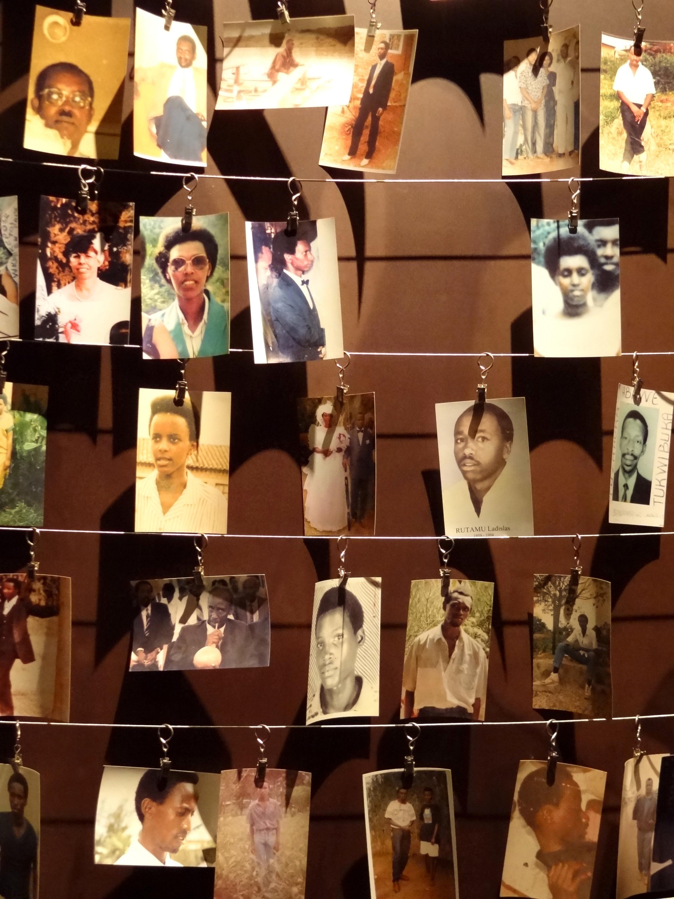Всего за сто дней геноцида, с 6 апреля по 18 июля, были убиты до одного миллиона человек – примерно одна шестая часть населения страны
