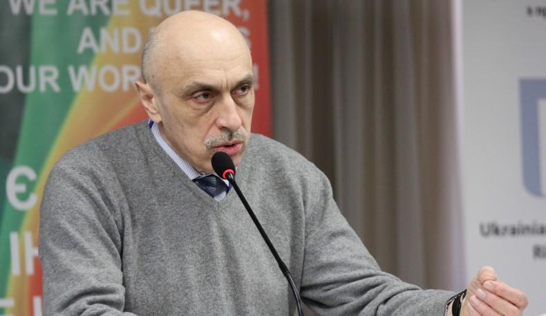 Александр Павличенко, исполнительный директор УГСПЛ