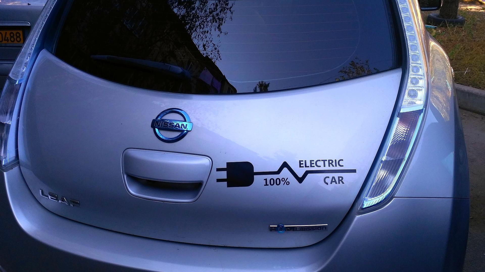 Вгосударстве Украина растет спрос наэлектромобили