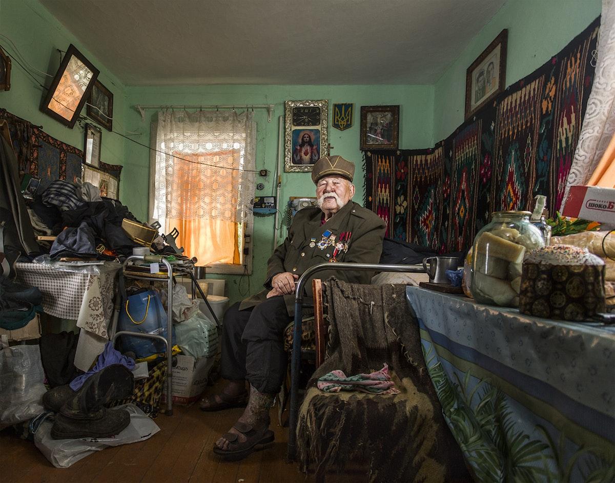 Саша Маслов. Проект о ветеранах Второй мировой войны