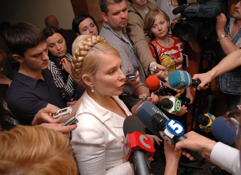 Могут не решиться выйти на Тимошенко, поскольку есть риск обструкции со стороны Запада