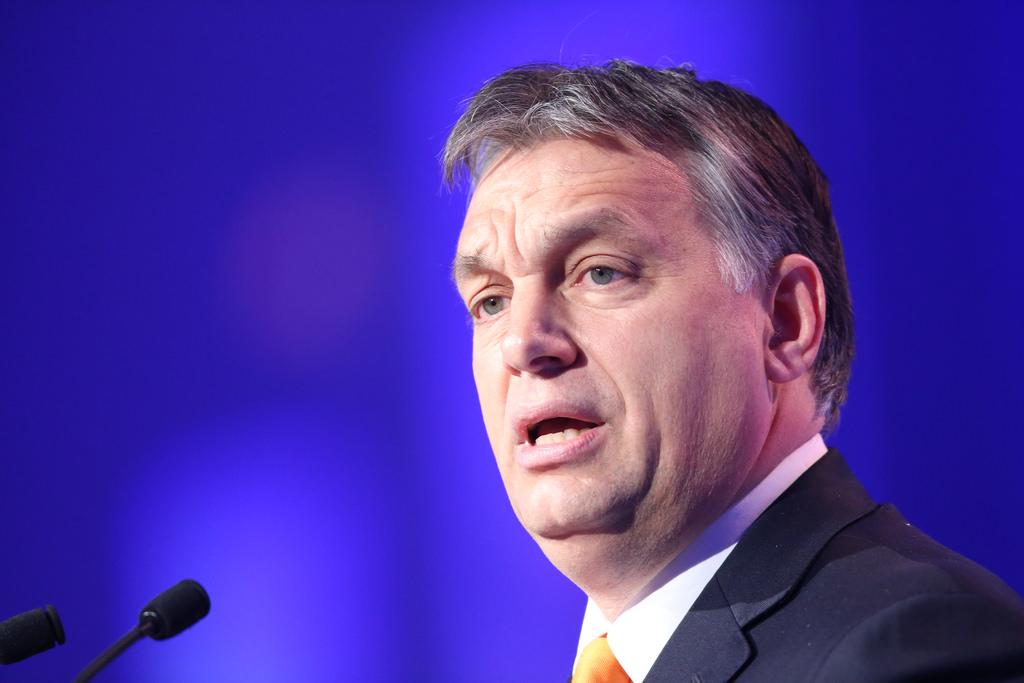 Виктор Орбан / Источник: Flickr