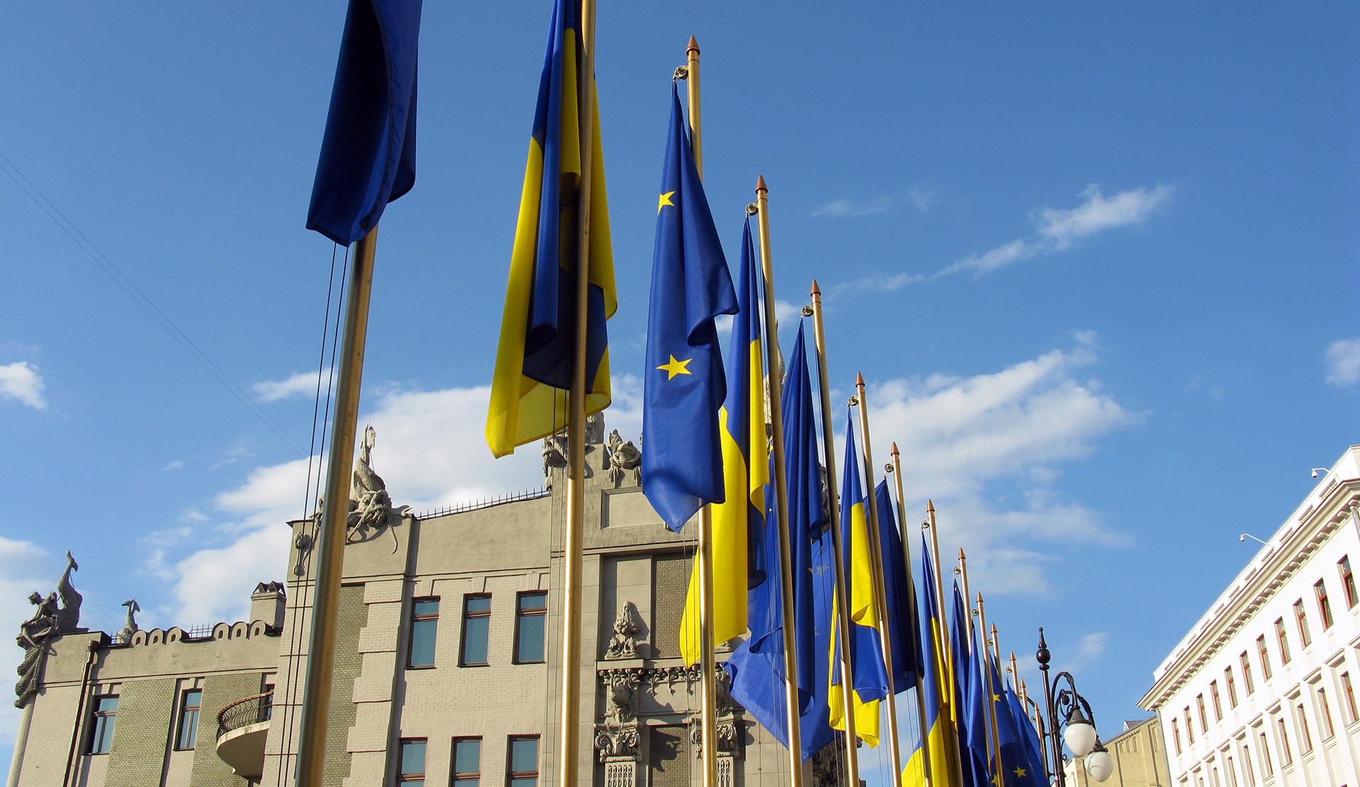 Евроинтеграция стала для Порошенко главным программным положением за последние годы