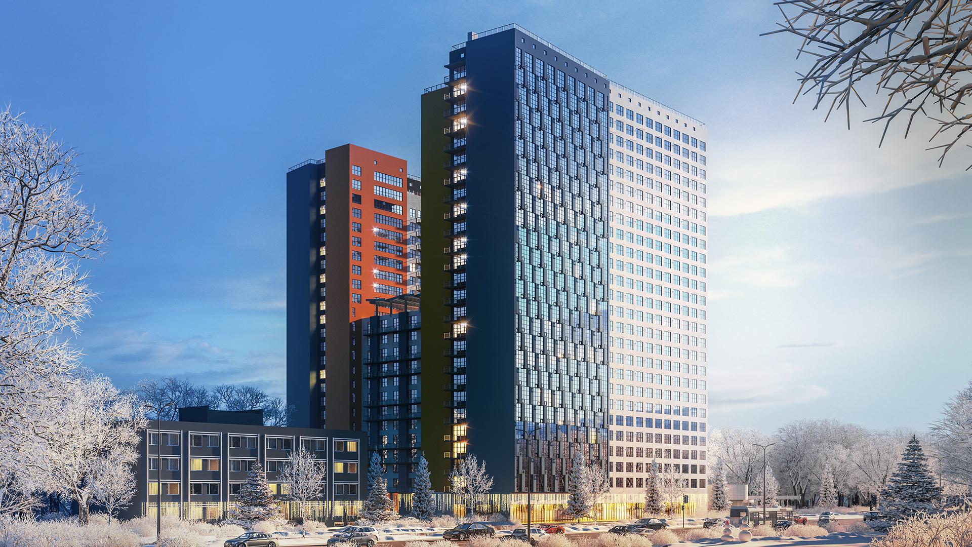 Прогноз на дальнейшее понижение стоимости жилого метра в новостройках столицы будет острым и для нынешнего года
